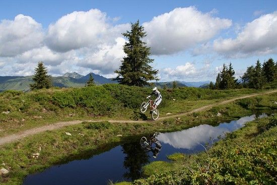 Hacklberg Trail Saalbach
