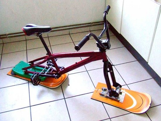 snowbike 2.0