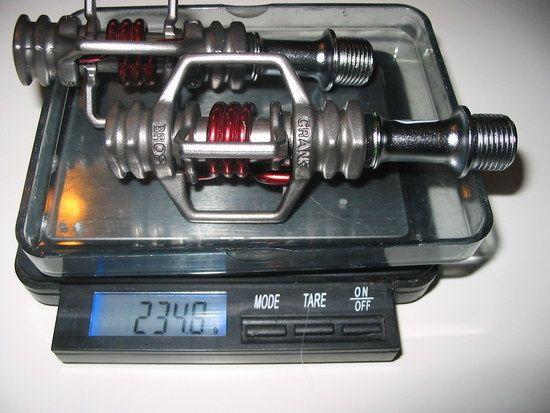 eggbeater ti 235g