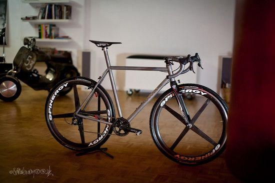 Mawis Titan Cyclocross Eric