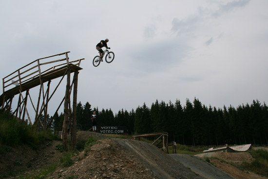 5 Meter Drop in W-Berg