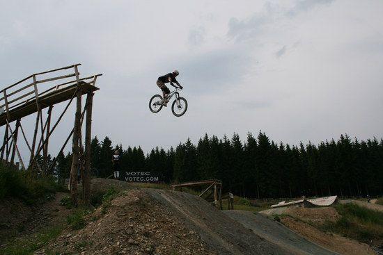 5 meter drop w-berg
