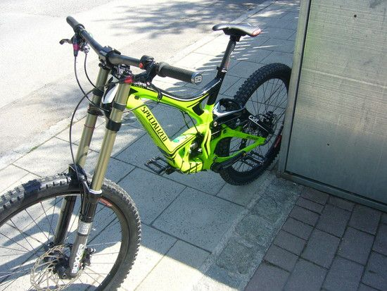 Specialized Demo 8 2010 Monster Energy Edition