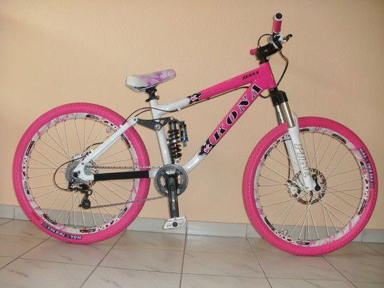 Das Bike meiner Frau!!