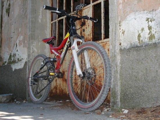 Enduro für Kinder: Scott Octane