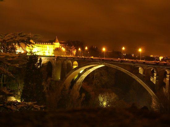 Luxemburg (Innen?)Stadt