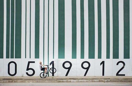 barcode ride