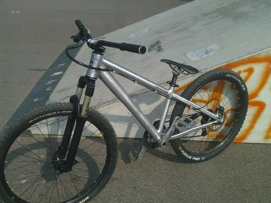 recycletes cannondale