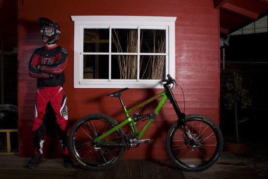 Ich und mein Bike