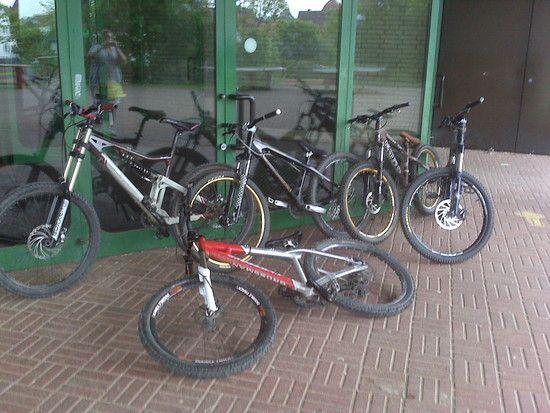 unsere bikes
