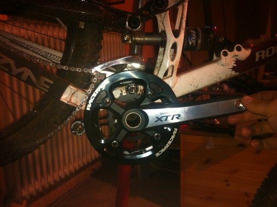 Shaman Enduro XTR 970 Race Face Bash