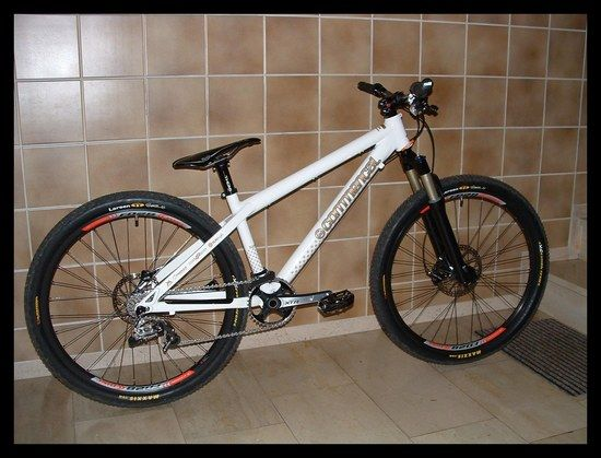 Commencal Absolut 4X