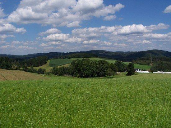 Am Höhenweg zwischen Werdohl und Lüdenscheid