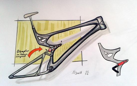 IBC bikesketch