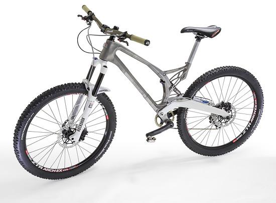 Das Empire Cycles MX6-R Komplettrad