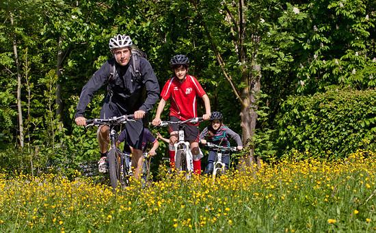 Bike Lehrgang Jugendhaus