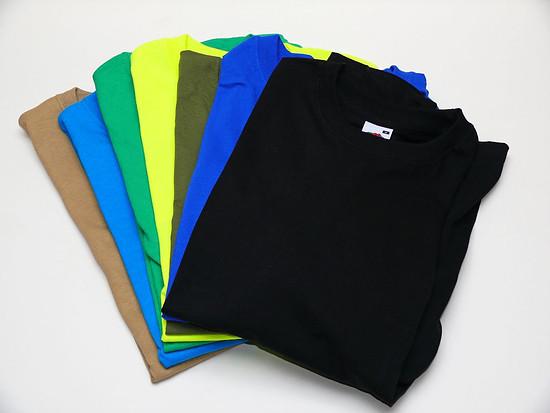 Bunte Mischung T-Shirts
