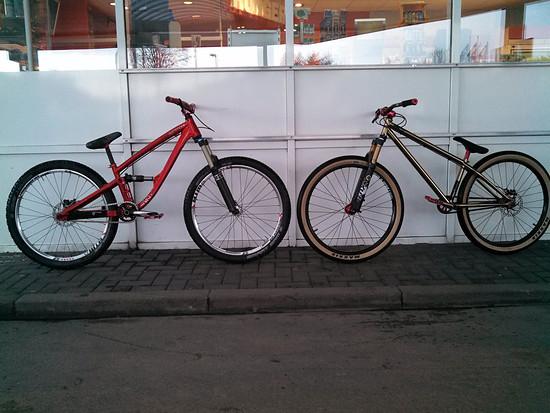 Achtung!!! Diese Bikes wurden gestohlen!