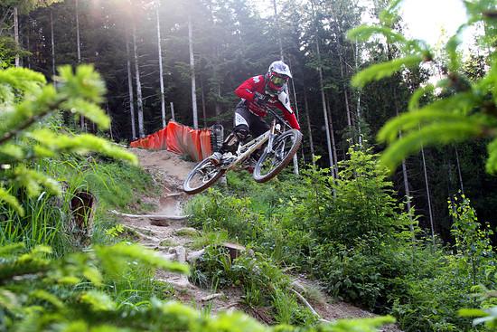 Leogang Downhill worldcuptrack