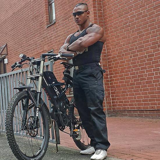 E-Bike User