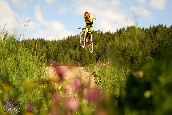 No-Hand in Leogang
