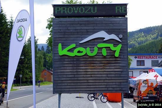 Kouty Bikepark Infotafel SET #1 Kouty