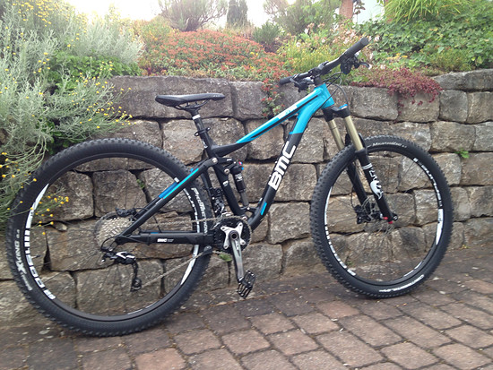 BMC Trailfox TF03 2014