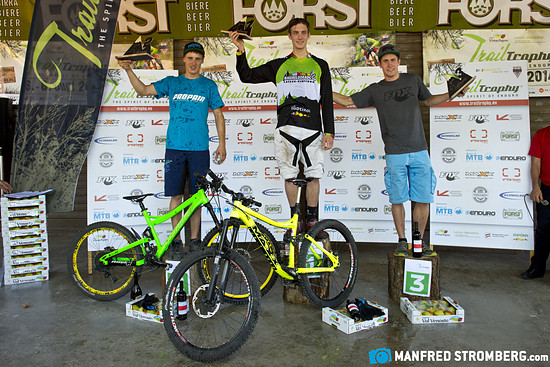 trailtrophy manfred stromberg7146b Podium Pro Class Men