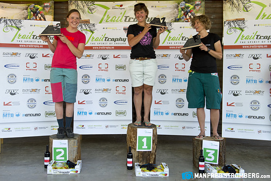 trailtrophy manfred stromberg7109b Podium Pro Class Women