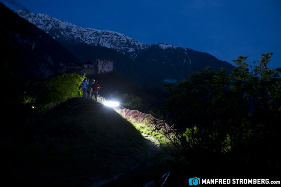 trailtrophy manfred stromberg3512b Nightsession Burg Obermontani