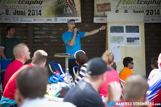 trailtrophy manfred stromberg1600b Eroeffnung TT und Riders Briefing