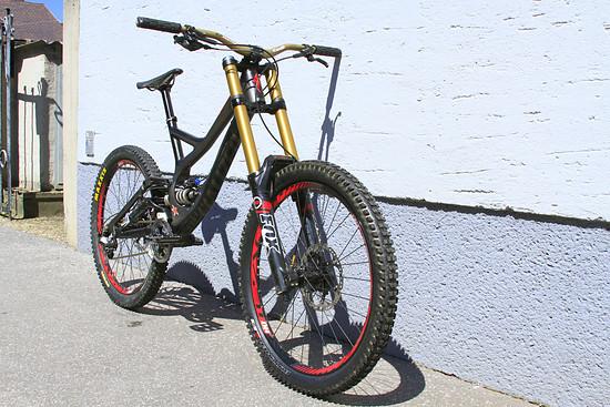 Specialized Demo 8 2014 Custom