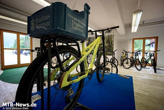 Die Partnerschaft bietet sich an: Brauhaus Tegernsee und Bionicon passen zusammen.