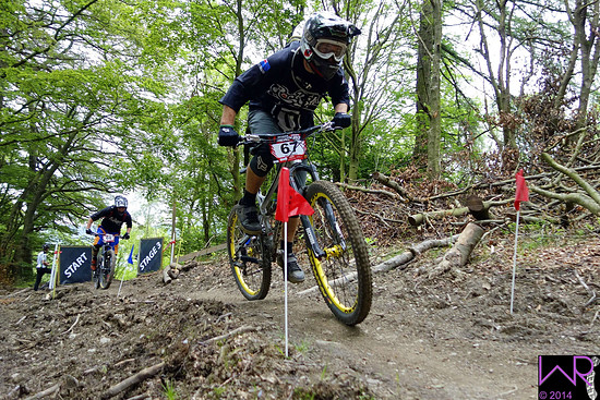 James Hampton Beginn Tretstueck Stage 3 SSES #4 Willingen