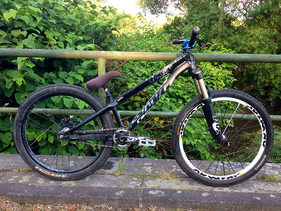 Specialized P.3 2013 Bearclaw Edition