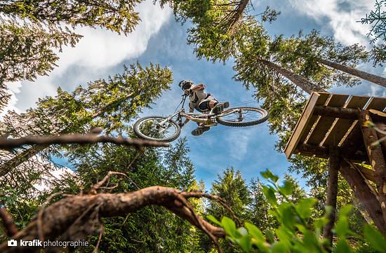 Gotschna Freeride Klosters - Drop by Alpine Dude