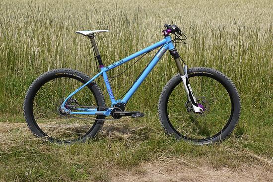 Portus Cycles - Pinduro for Velocita