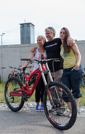 Evi, Brent and Ladina
