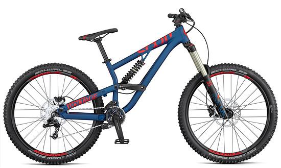 Scott Voltage FR 720 - Modell 2015