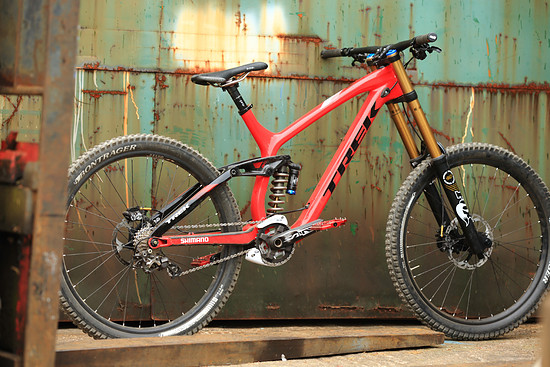 2015 Trek Session 9.9 650B