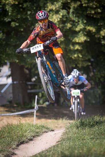 24h Rennen München im Olympiapark