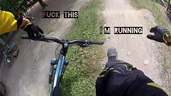 Fuck This - I´m Running