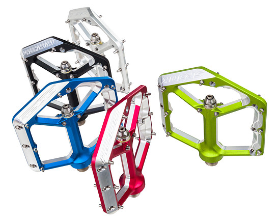 Farbauswahl des Oozy-Pedals