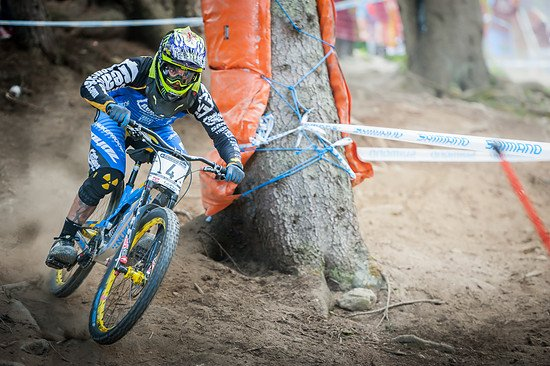 Sam Hill - Leogang 2014