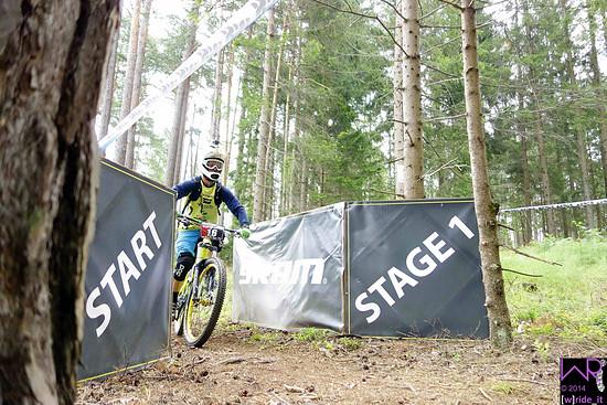 Premek Tejchman Start Stage 1