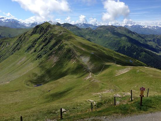 Beste Trails in Saalbach