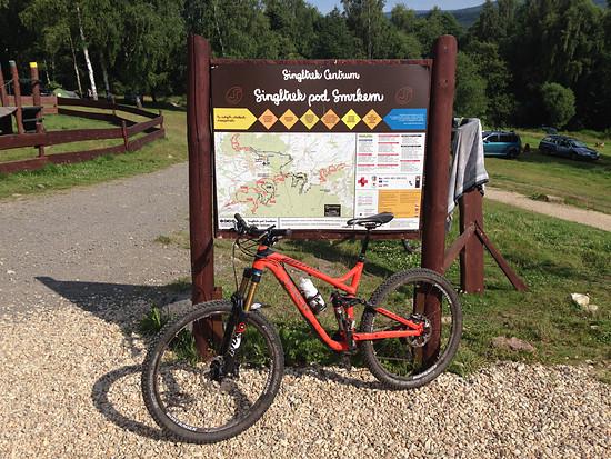 Trek Remedy 9 - Trailpark CZ
