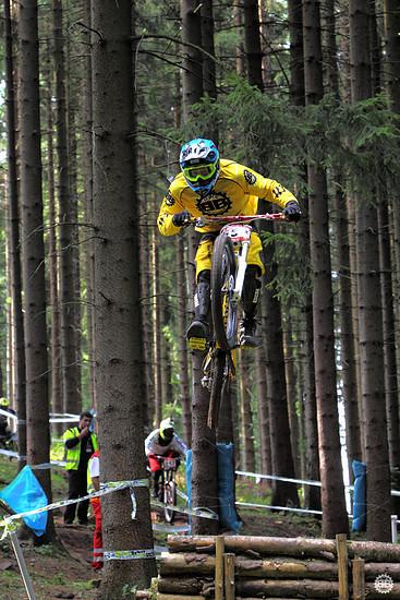 IXS GDC Ilmenau 2014 BikeBauer Jason Kuhnen