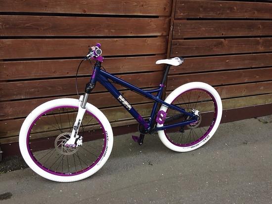 Dirt bike Mondraker