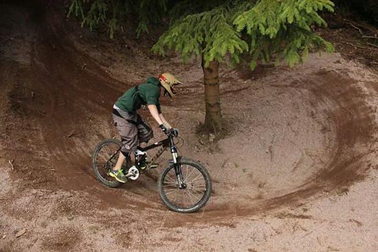 Bikepark Oberhof Eröffnung